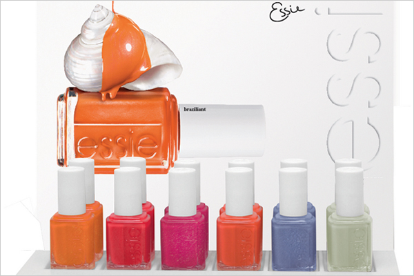 Amor de Lacquer: Essie Braziliant Summer 2011 collection