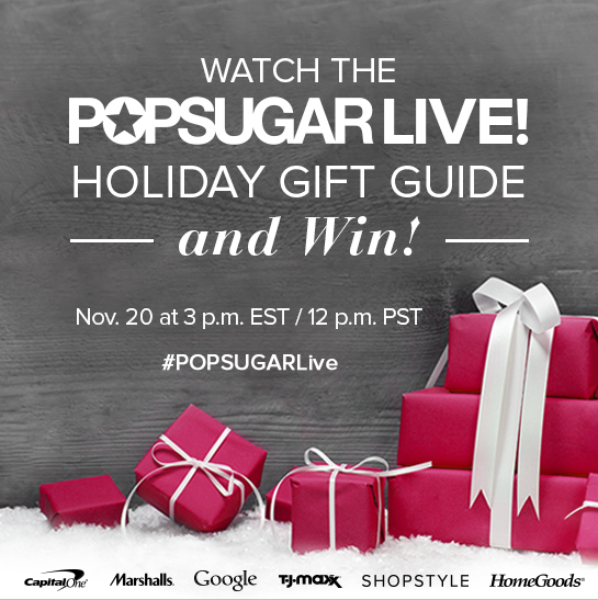 Popsugar Holiday Gift Guide